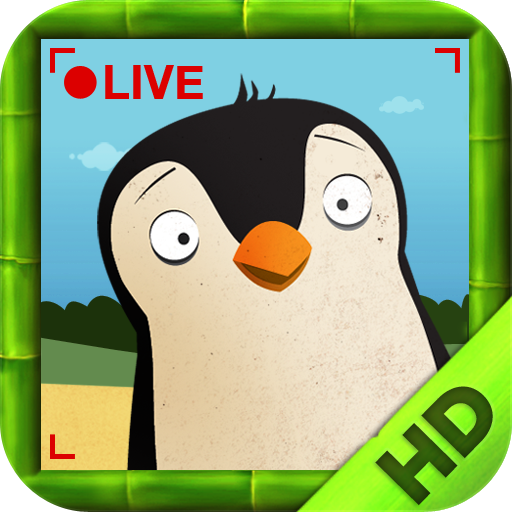 Pocket Zoo HD ™ with Live Animal Cams